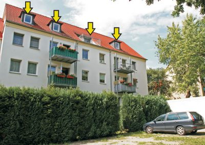 Wohnungen in Ronneburg