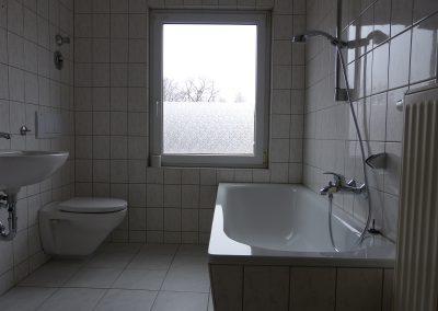 Wohnung in Ronneburg, Mozartstraße 10, Bad