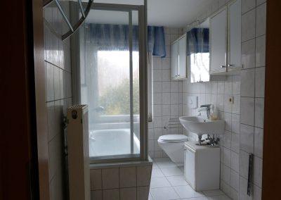 Wohnung in Ronneburg, Mozartstraße 4, Bad
