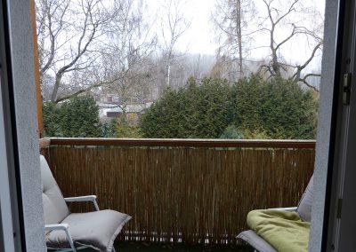 Wohnung in Ronneburg, Mozartstraße 4, Balkon