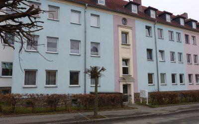 2-Raum-Wohnung Mozartstraße 4, Ronneburg