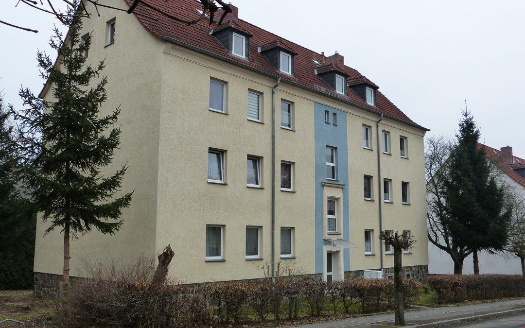 2-Raum-Wohnung Mozartstraße 8, Ronneburg